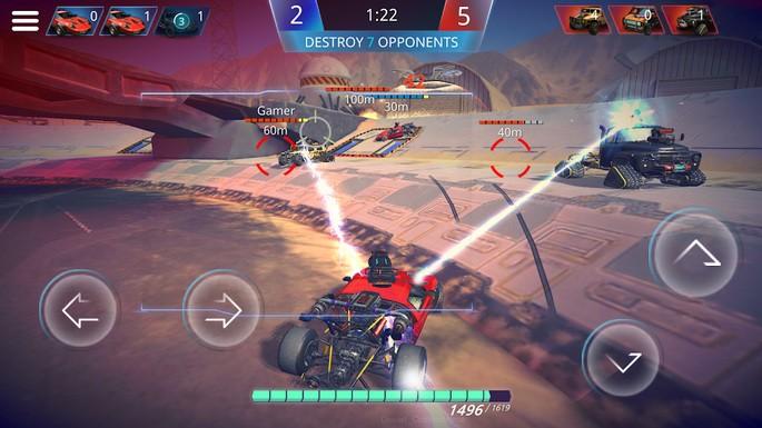 Metal Madness PvP - Mejores juegos para Android