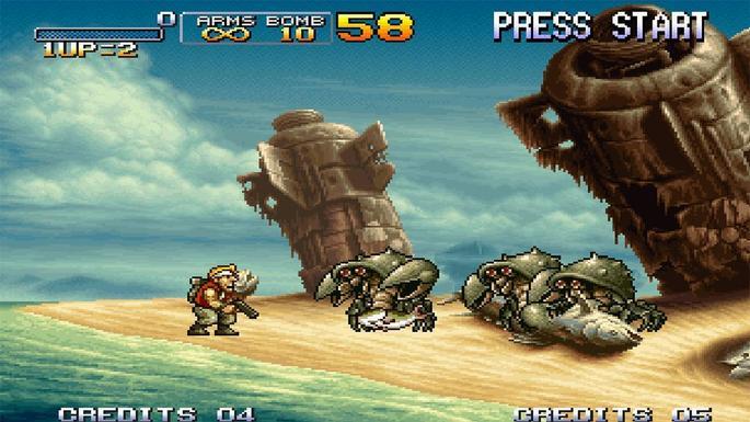 Metal Slug 3 Neo Geo