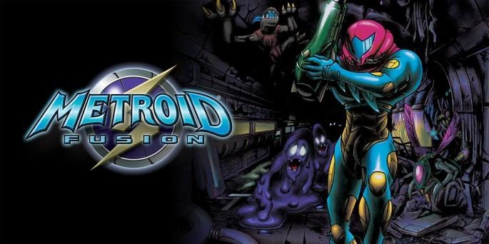 Metroid Fusion - Mejores juegos GBA