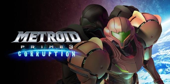 Metroid Prime 3 Corruption - Juegos de Nintendo Wii