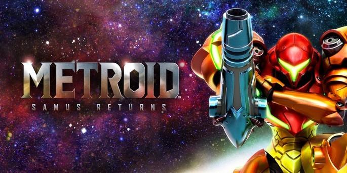 Metroid Samus Returns - Mejores juegos 3DS