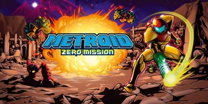 Metroid Zero Mission - Mejores juegos GBA