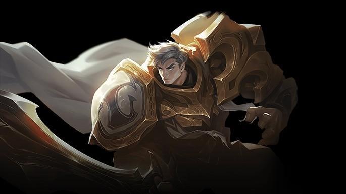 Mikal - Tanque de Champions Legion
