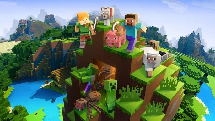 Minecraft - Mejores juegos para PC