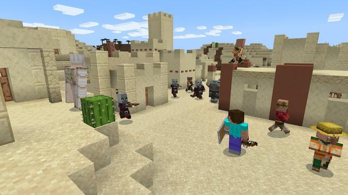 Minecraft - Juegos para Android sin Internet