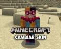Minecraft: cómo cambiar skin con 2 maneras rápidas y fáciles