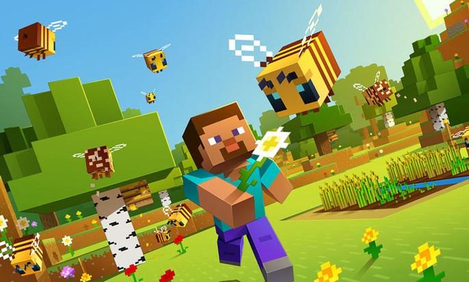 Minecraft - Juegos multijugador local PC