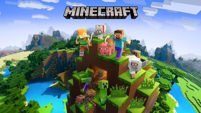 Minecraft - Juegos multijugador PS4