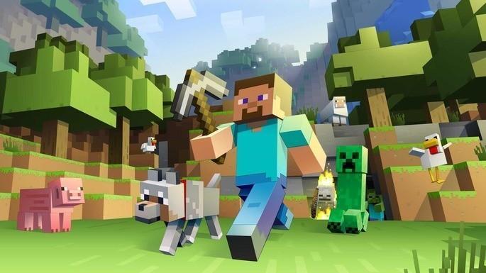 Minecraft VR - Juegos VR