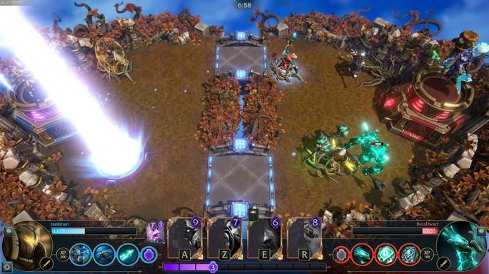 Minion Masters - Mejores juegos gratis para PC