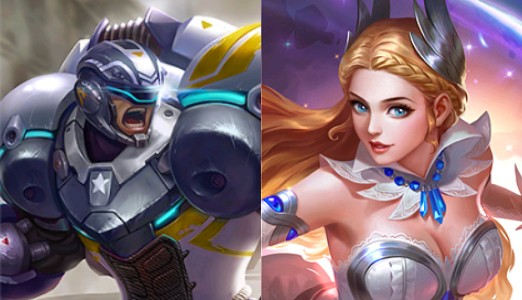 Mobile Legends - Combo 1: Johnson y Odette