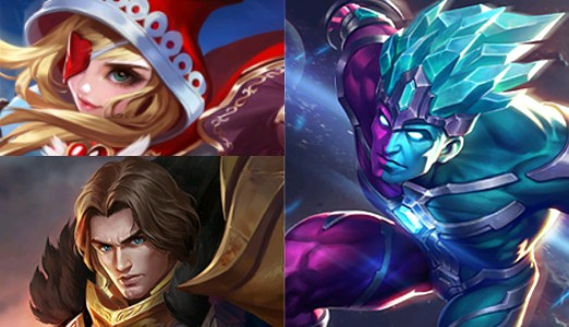 Mobile Legends - Combo 2: Ruby / Tigreal y Gord