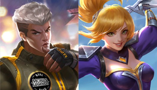 Mobile Legends - Combo 5: Chou y Fanny