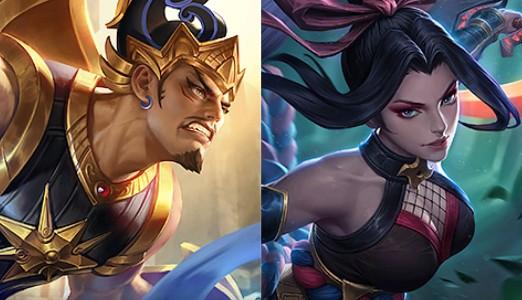 Mobile Legends - Combo 8: Gatotkaca y Hanabi
