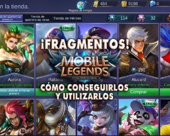 Mobile Legends: ¿qué son los fragmentos y cómo se utilizan?