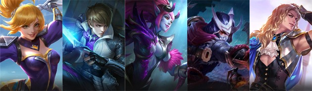Mobile Legends: Mejores asesinos del momento