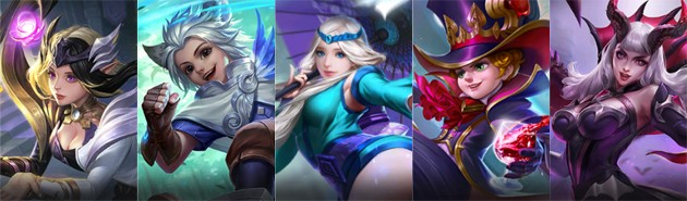 Mobile Legends: Mejores magos del momento