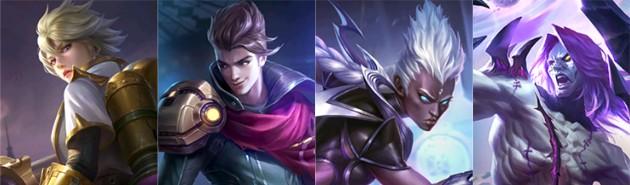 Mobile Legends: Mejores tiradores del momento
