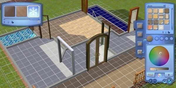 Modo Construir Sims 3