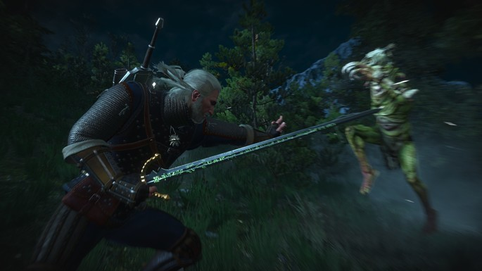 Modo fotografía The Witcher 3 Mods