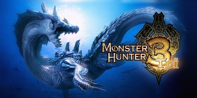 Monster Hunter Tri - Juegos de Nintendo Wii