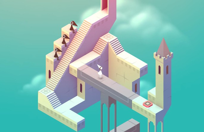 Monument Valley - Mejores juegos para Android