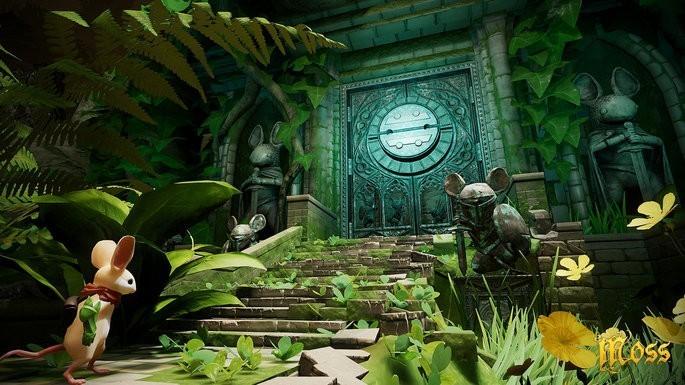 Moss - Juegos VR