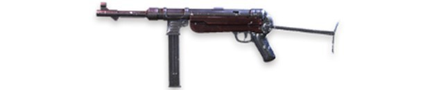 MP40 Free Fire