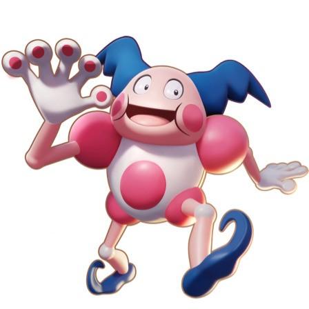 Mr. Mime Pokemon Unite