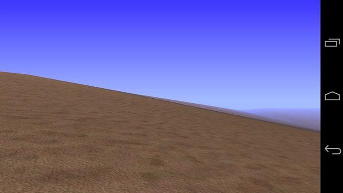 Mundo sin agua GTA San Andreas mod Android