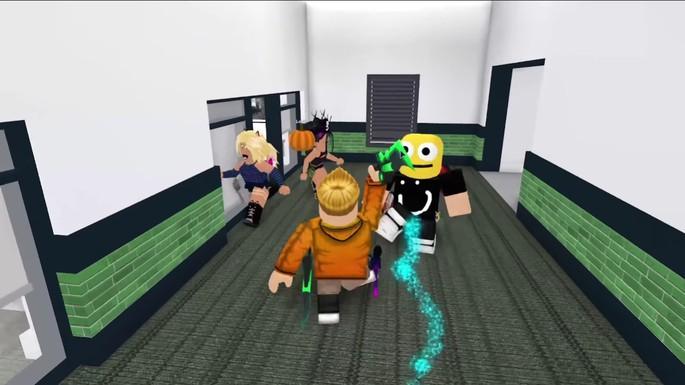 Murder Mystery 2 - Juegos divertidos de Roblox