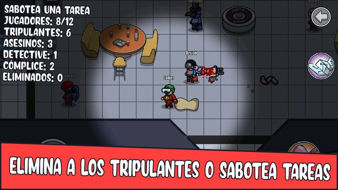 Murder us - Juegos parecidos a Among Us