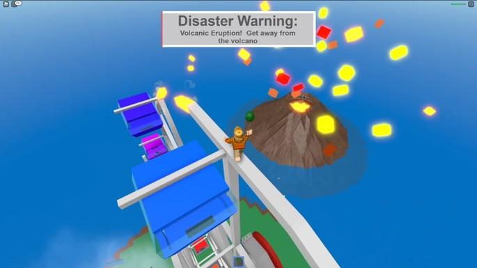 Natural Disaster Survival - Juegos divertidos de Roblox