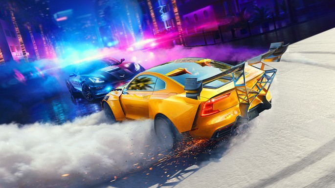 Need for Speed Heat - Juegos con Crossplay