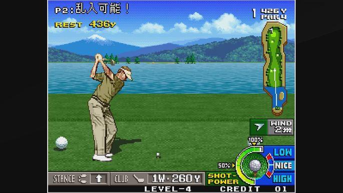 Neo Turf Masters Neo Geo
