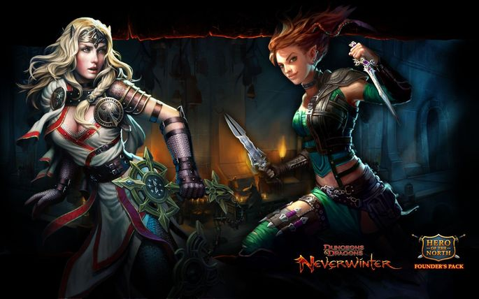 Neverwinter - Juegos MMORPG gratis para PC