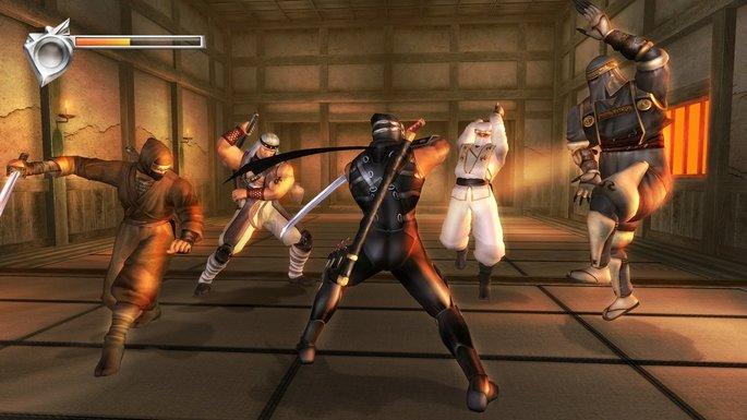 Ninja Gaiden Black - Juegos más difíciles