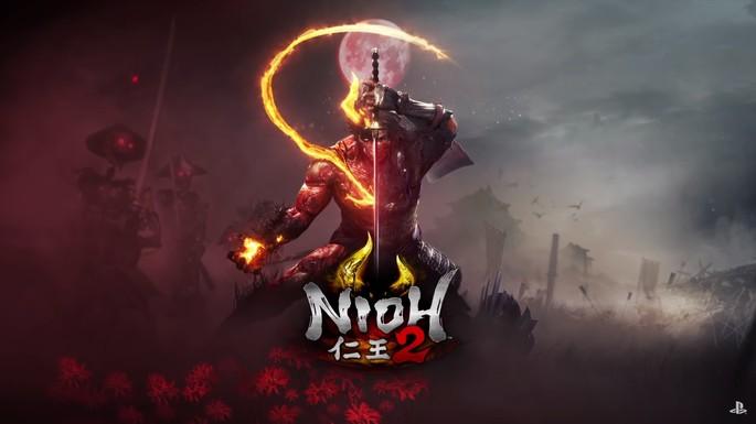Nioh 2 - Juegos exclusivos de la PS4
