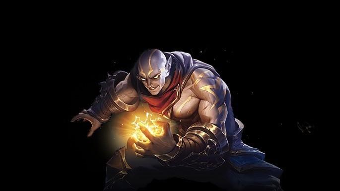 Nivan - Mago de Champions Legion