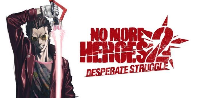 No More Heroes 2 Desperate Struggle - Juegos de Nintendo Wii