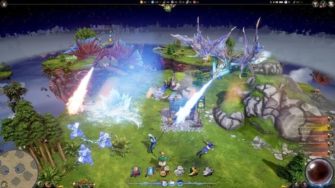 Nomads of Driftland - Juegos de estrategia PC gratis