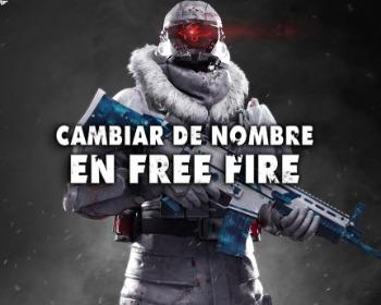 Cómo cambiar de nombre en Free Fire con 3 pasos
