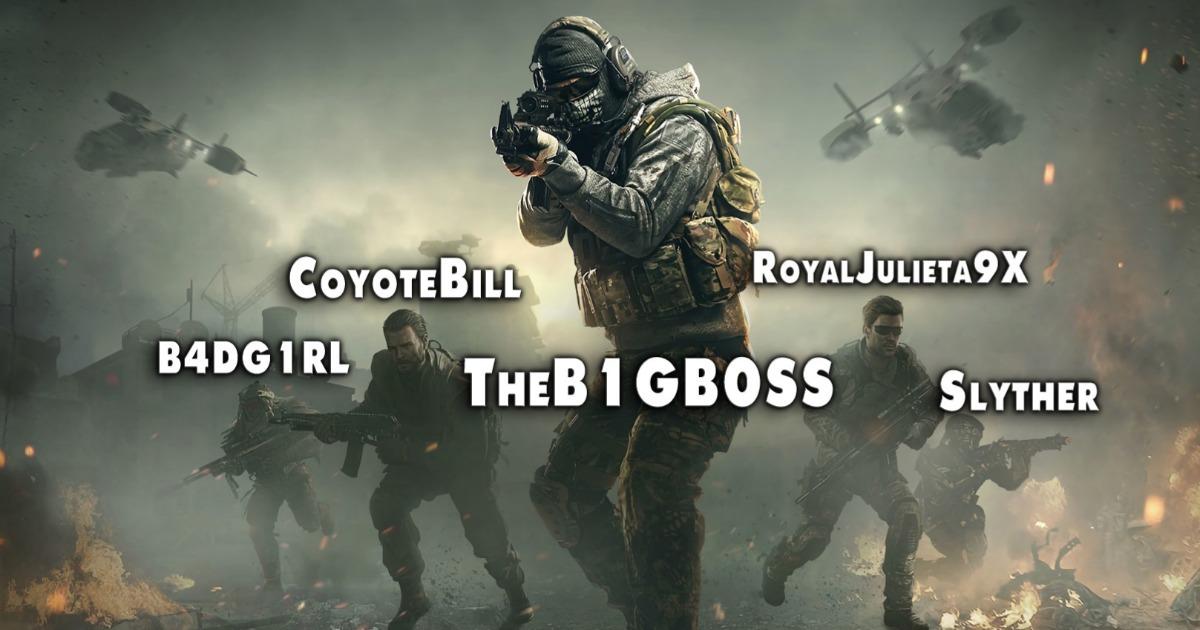 Nombres Para La Saga Call Of Duty Nombres Para Hombres Mujeres Y Tryhards Liga De Gamers