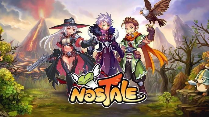 NosTale - Juegos MMORPG gratis para PC