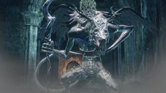 Oeiros el Rey Consumido - Dark Souls 3 Bosses