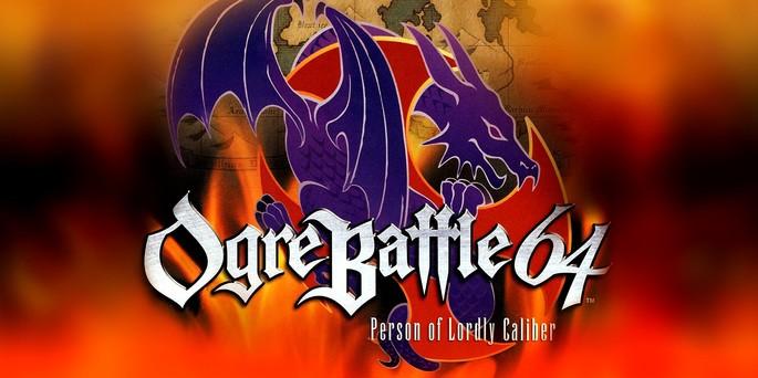 Ogre Battle 64 Person of Lordly Caliber - Mejores juegos de la Nintendo 64