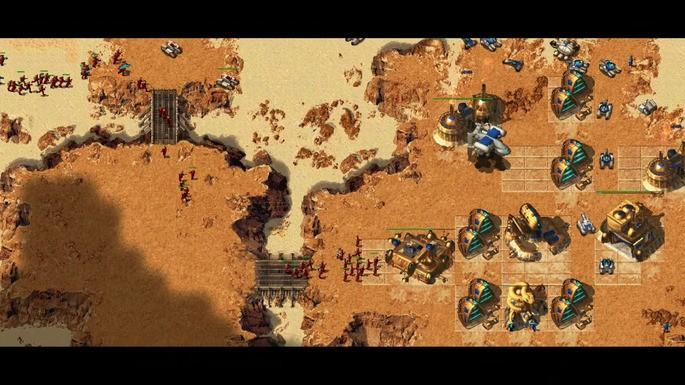 OpenRA - Juegos de estrategia PC gratis
