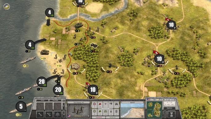 Order of Battle World War II - Juegos de estrategia PC gratis