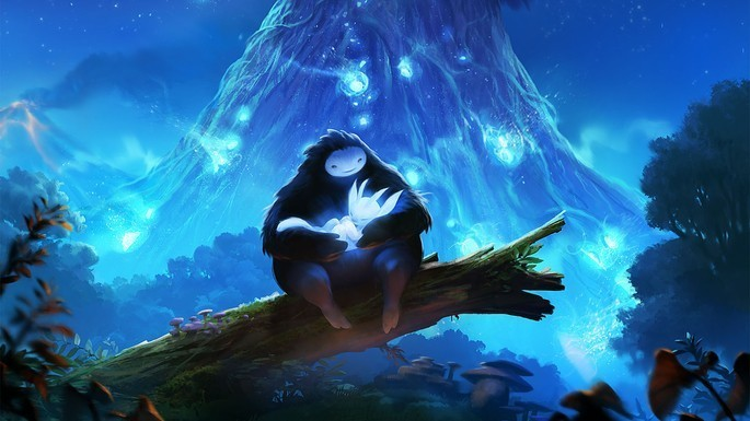 Ori and the Blind Forest - Mejores juegos indie