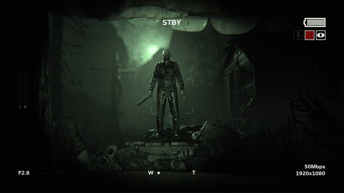 Outlast 1 y 2 - Juegos para PC sin Internet